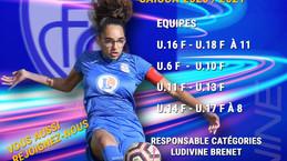 Féminine FC CHAURAY
