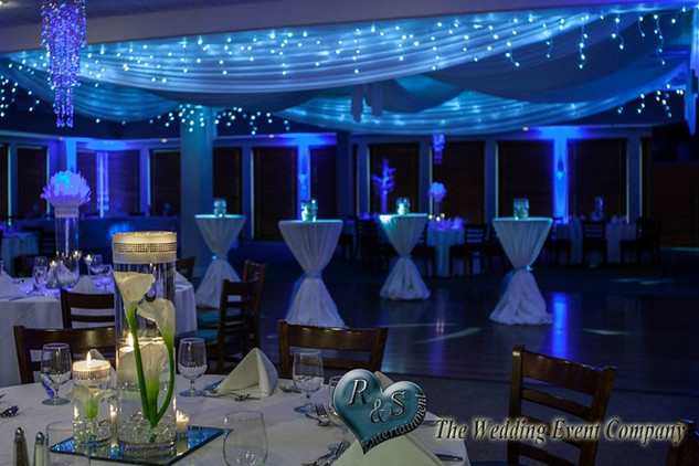 R&S Entertainment The Wedding Event Company Winter Wonderland