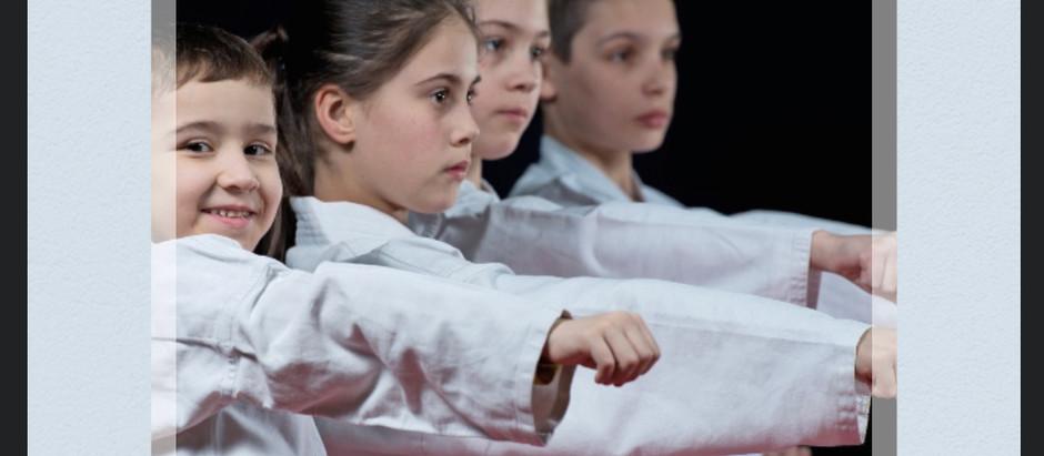 Naujas karate sezonas nuo rugsėjo 6d.
