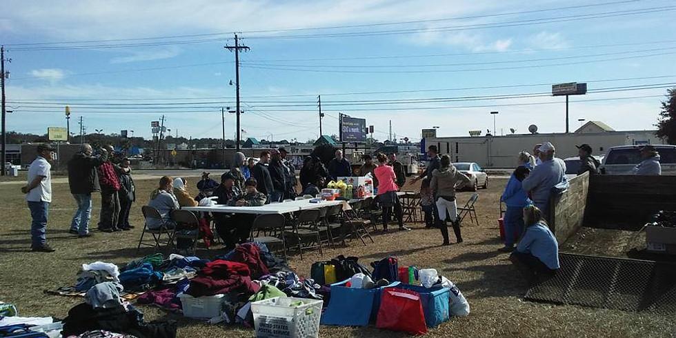 "Homeless Gospel Outreach   ""Feed Up"""