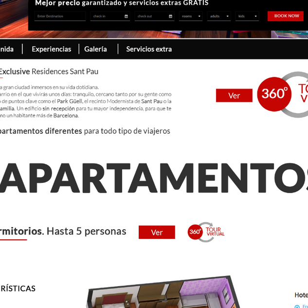 Info apartamentos