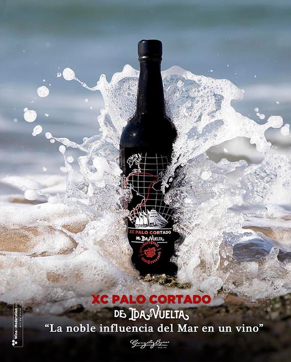 Gráfica para el XC Palo Cortado de González Byass