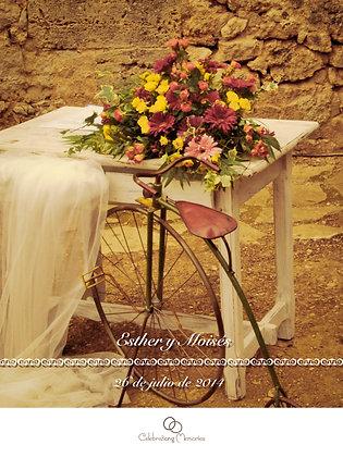 Invitación de boda solidaria