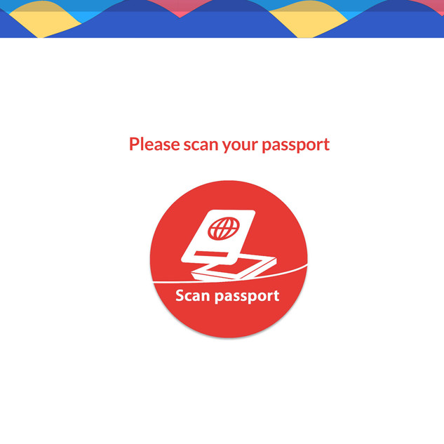 Check in machine style