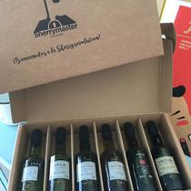 Caja para SherryMaster Online
