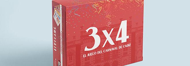 El juego de cartas del Carnaval de Cádiz