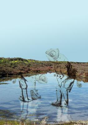 Camaleones mariscando 2.jpg
