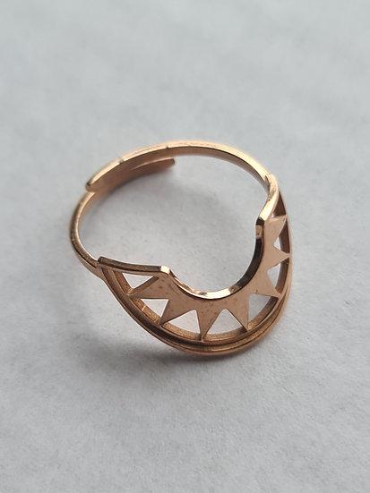 Anel Inka cobre