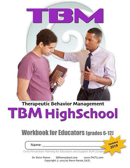 TBM High School workbook (updated for 2019)