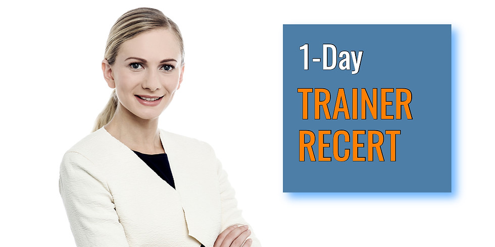 Oct 2, 2020 Trainer Recert in Sioux City, IA