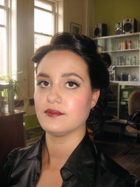 Boudoir Makeup 2008