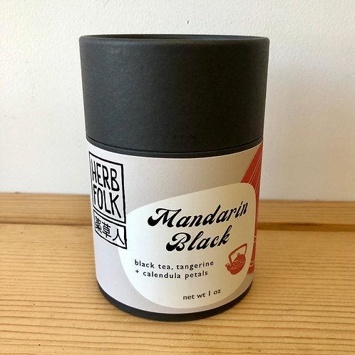 Mandarin Black