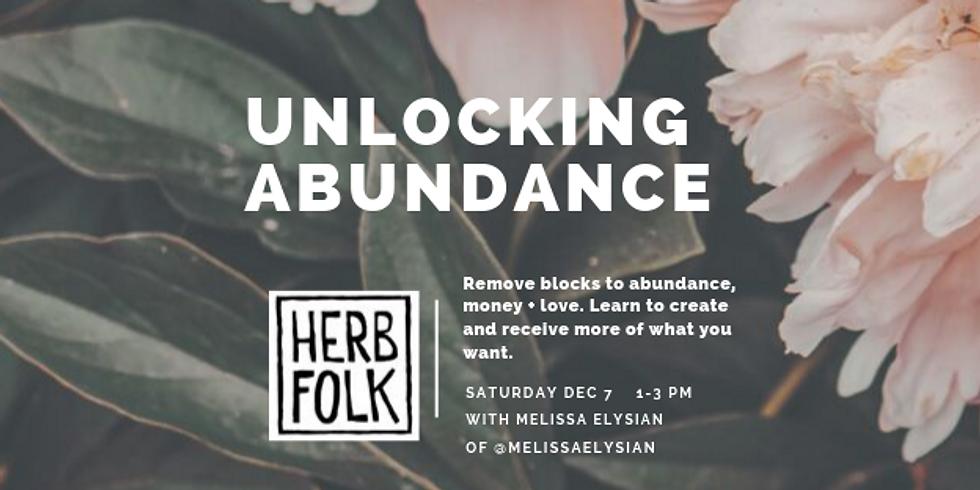 Unlocking Abundance