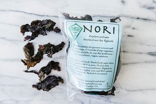 Nori - Sustainable Seaweed