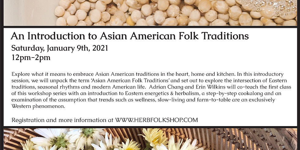 Asian American Folk Traditions: Ancestral Wisdom for Daily Life