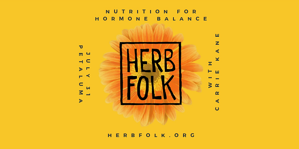 Nutrition For Hormone Balance