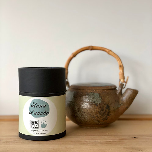 Hana Bancha Tea