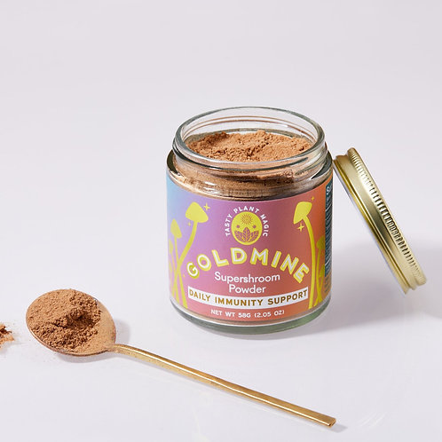 SuperShroom Immunity - Goldmine Powder