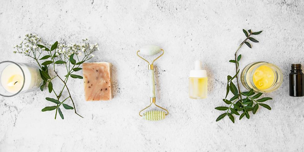 Jade Rolling, Gua Sha and Facial Oils