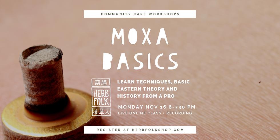 Moxa Basics