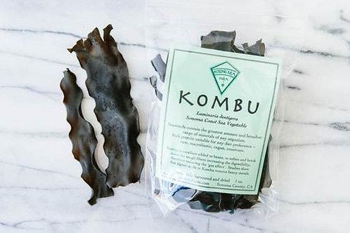 Kombu - Sustainable Seaweed