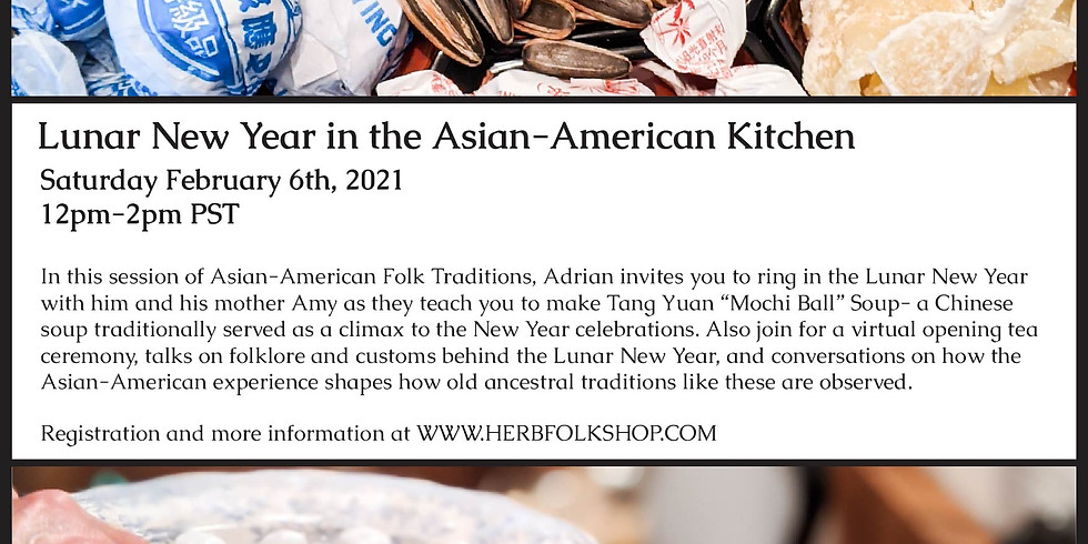 Lunar New Year in the Asian-American Kitchen