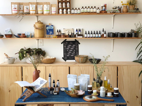 Herb Folk Community Medicine // Shop + Clinic