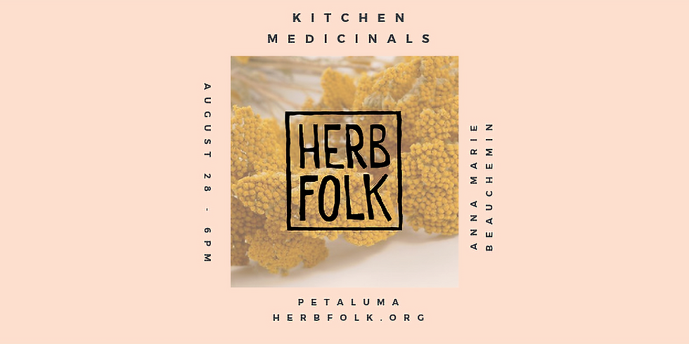 Kitchen Medicinals