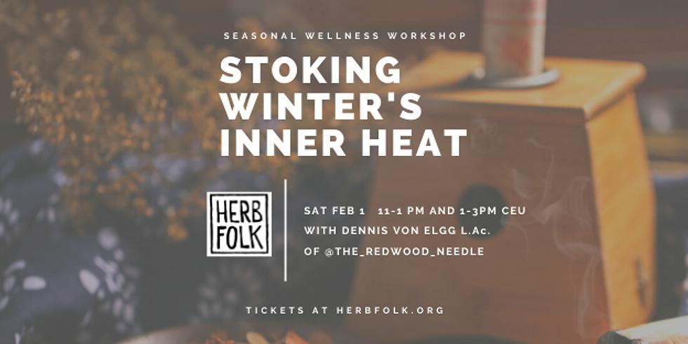 Seasonal Wellness Workshop - Winter