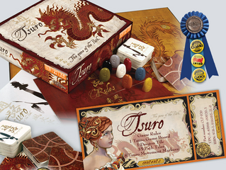Giant Tsuro by Calliope Games