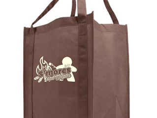 S'mores & Meeples Tote Bag