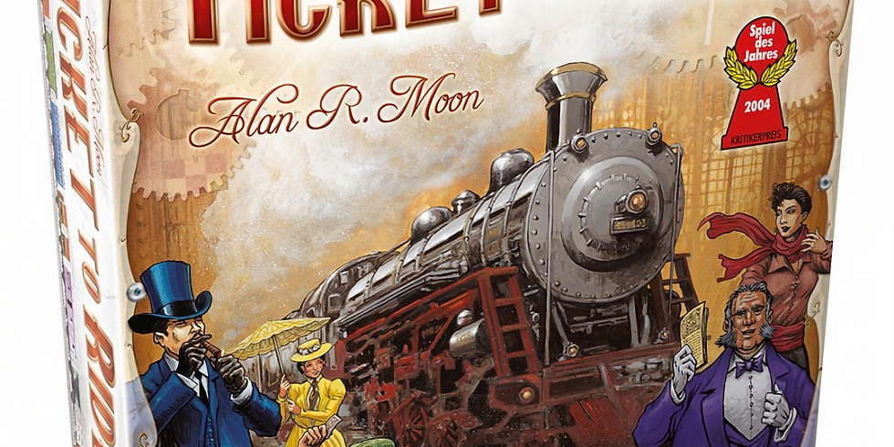 Ticket To Ride Tournament 2019