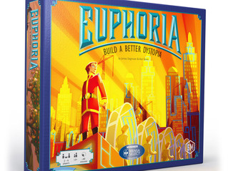 Play-To-Win Euphoria by Stonemaier Games