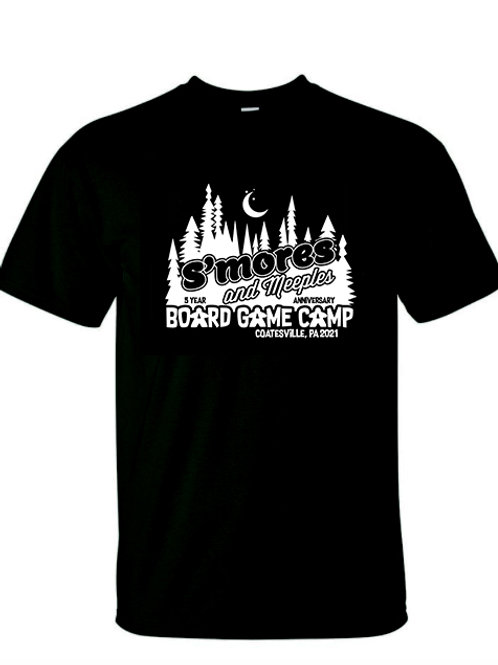 2021 S'mores and Meeples T-Shirt