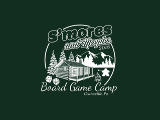 New S'mores & Meeples Shirt Revealed