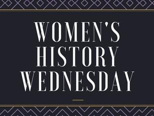 Women's History Wednesday