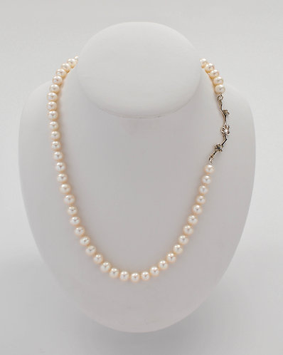 """20"""" Freshwater pearl 8.0-8.5 mm"""