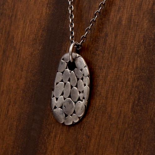 石畳ネックレス