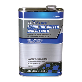 Liquid Buffer Cleaner Quart Can
