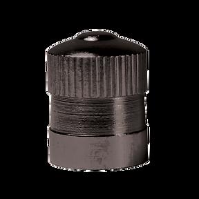 Cap Dome Type Black VC3 Brass