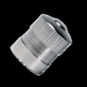 Cap Dome Type Valve VC3 Brs Nickel Plt