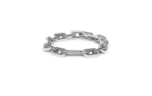 116  Buddha to Buddha Barbara Link silver bracelet silver