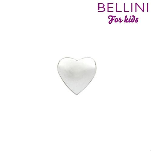 565003 Bellini zilveren bedel hartje