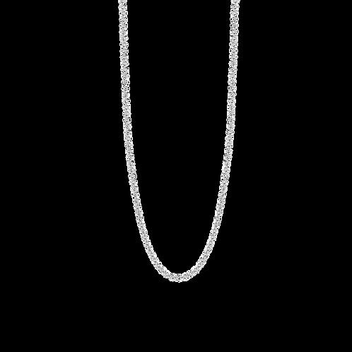 3771SI/48 Ti Sento zilveren collier 48cm