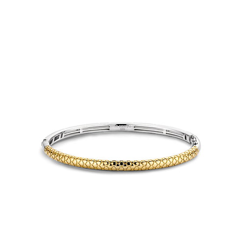 2945SY Ti Sento zilver vergulde armband