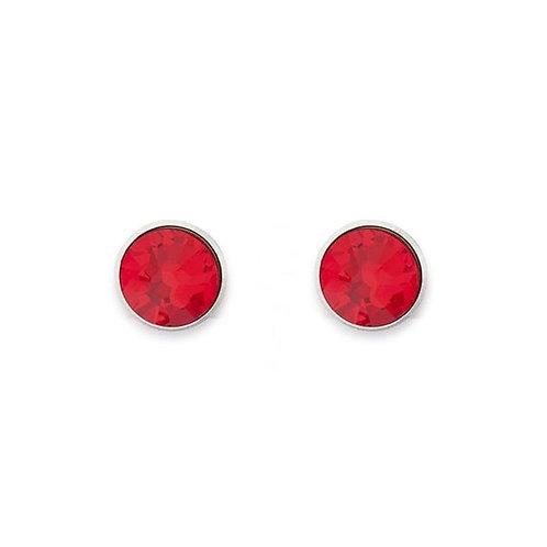 0042-21-0300 Coeur de Lion oorstekers rood