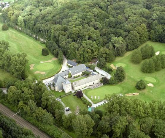 Golf & Hotel de Falnuée (Mazy - Gembloux)