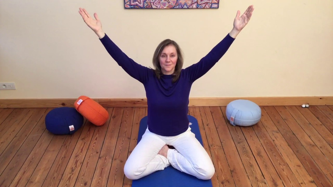 Yoga de l'Energie - Session dynamisante