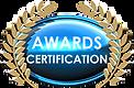 Awards & Cerifications