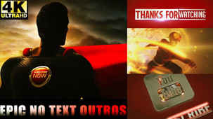 Super Heroes Outros Pack